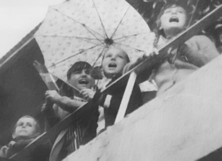 1. Mednarodne igre šolarjev, 5. junij, 1968, v Celju, Slovenija.