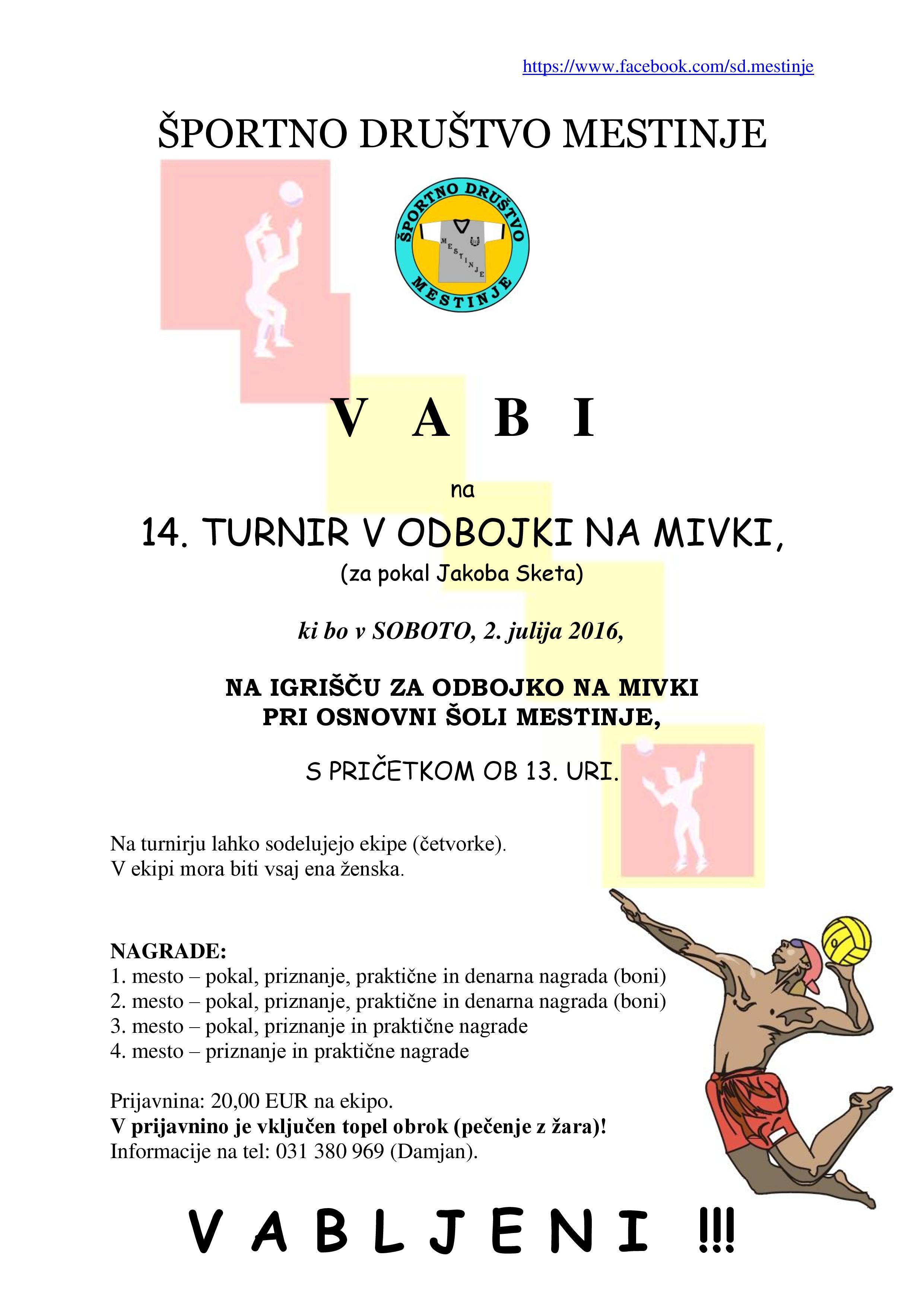 Plakat-Turnir odbojka na mivki - 2.7.16 - vabilo-page-001